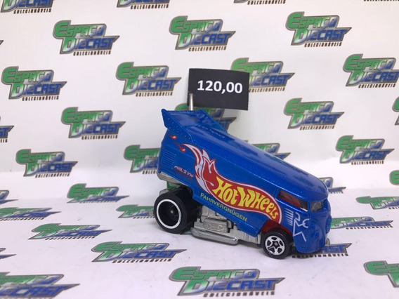 Vw Volkswagen Drag Bus 1996 First Edition Hot Wheels Loose