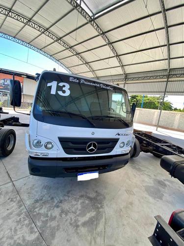 Mercedes Accelo 815