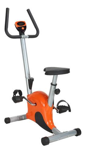 Bicicleta Fija Con Display Spinning Bici Profesional Fitness Indoor Reforzada Alta Calidad