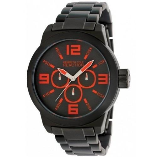 Reloj Kenneth Cole Hombre Quarzo Pulso Acero.