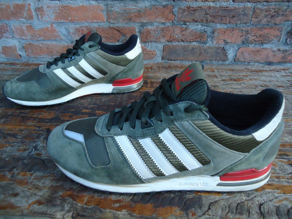 Tenis adidas Run Race Orig Imp Couro Leg Br 41 Usa 9.1/5