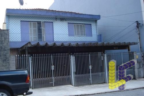 Venda Casa Sao Caetano Do Sul Santa Maria Ref: 2654 - 2654