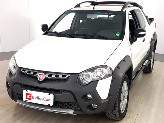 Fiat Strada 1.8 Mpi Adventure Cd 16v Flex 3p Manual 2015...