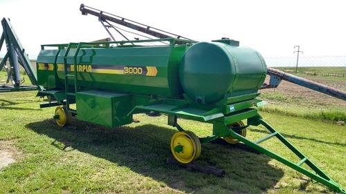 Acoplado Tanque Marpla 3000 Litros Completo - Disponible