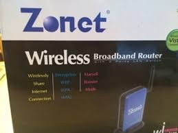 Router Zonet