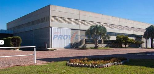 Galpão Para Aluguel Em Distrito Industrial - Ga277432