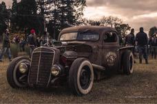 Ford 1939 Pick Up Rat Rod 1939
