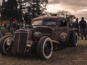 Ford 1939 Pick Up Rat Rod 1939