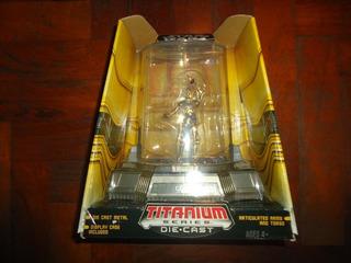 C-3po Star Wars Micro Machines Titanium Series Diecast