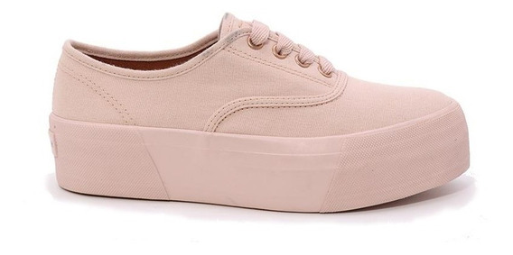 Hush Puppies Zapatilla Dama. Gardenia