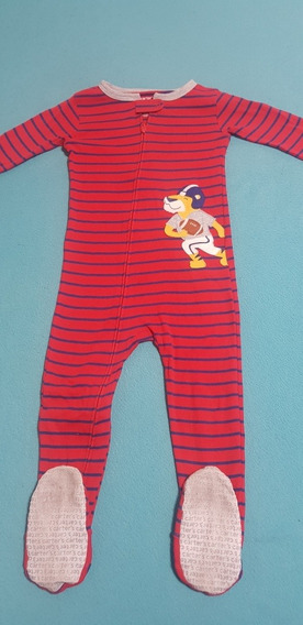 Pijama Osito Carters Algodón