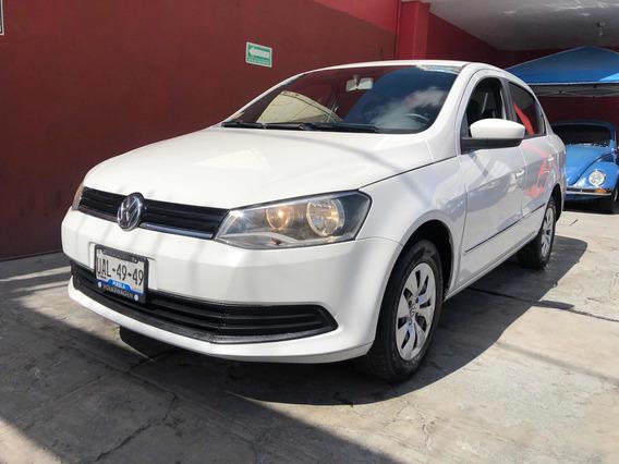 Volkswagen Gol 1.6 Cl I-motion At 4 P 2016