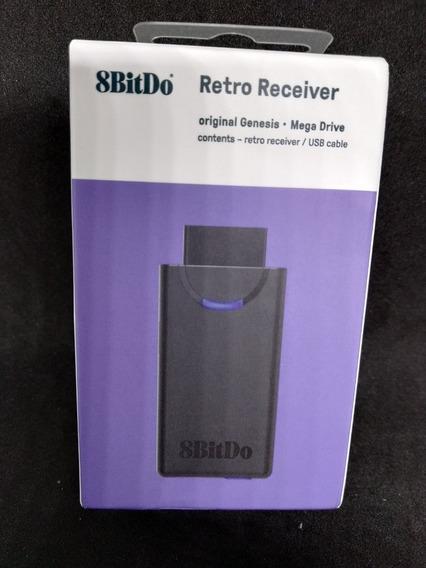 Receptor De Controles Bluetooth 8bitdo Para Mega Drive
