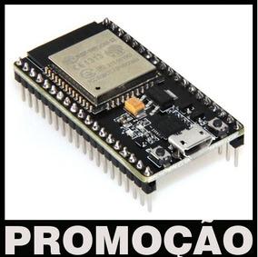 Esp32 Placa De Desenvolvimento Wifi + Bluetooth Esp32s