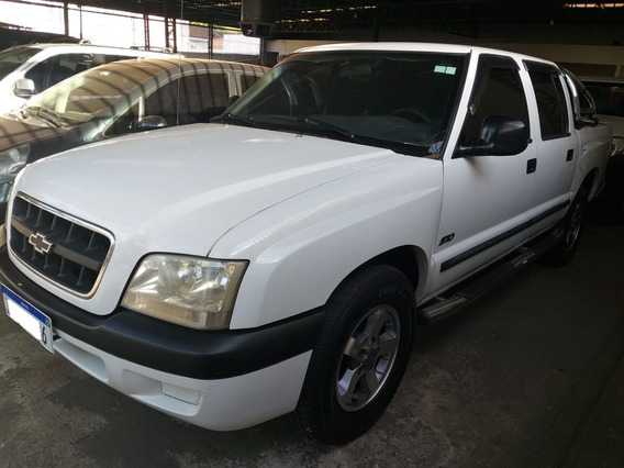 S10 2.8 Diesel Cd (cabine Dupla)