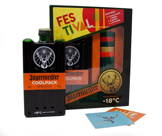Jägermeister Cool Pack Gift Box