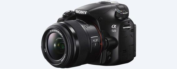 Camara Sony Alpha A58k. Nueva