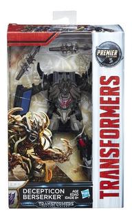 Transformers The Last Knight Premier Decepticon