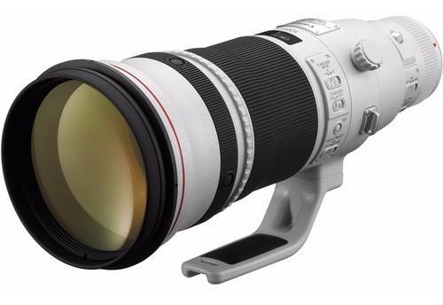 Canon Lente Ef 500mm F/4l Is Ii Usm Sem Juros