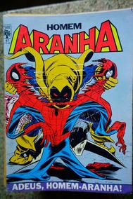 O Homem Aranha Aranha N° 47