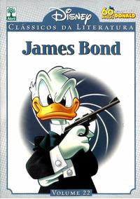 Clássicos Da Literatura Disney Vol 22. James Bond.