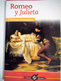 Romeo Y Julieta De William Shakespeare Nuevo Envio Gratis