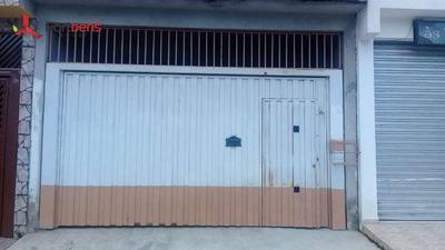 Sobrado Com 2 Dormitórios Para Alugar, 100 M² Por R$ 1.500/mês - Laranjeiras - Caieiras/sp - So0708