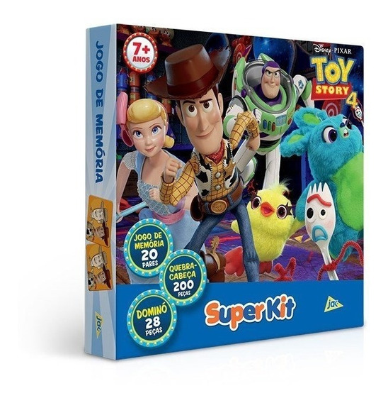 Super Kit Disney Toy Story 4 - Toyster