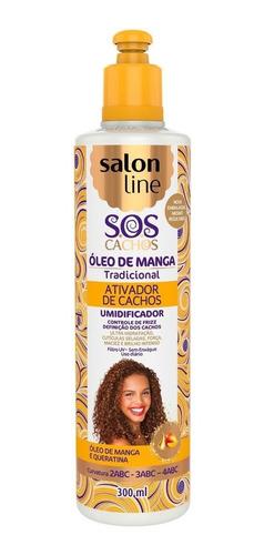 Salon Line S.o.s Cachos Oleo De Manga