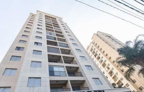 Apartamento Com 2 Dormitórios À Venda, 52 M² Por R$ 365.000,00 - Mooca (zona Leste) - São Paulo/sp - Ap5785