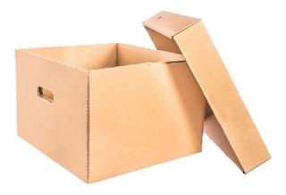 Caja Archivadora Para Transportar Documentos