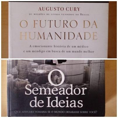 Coleção Augusto Cury - 2 Livros