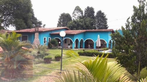 Casa Com 3 Dormitórios À Venda, 399 M² Por R$ 1.300.000,00 - Jardim San Ressore (caucaia Do Alto) - Cotia/sp - Ca1338