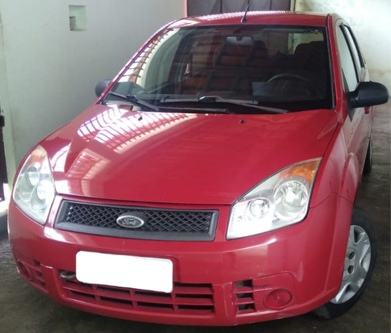 Ford Fiesta 2008 1.6 Flex 5p Barato