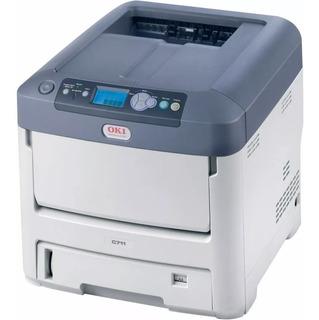 Impresora Oki C711