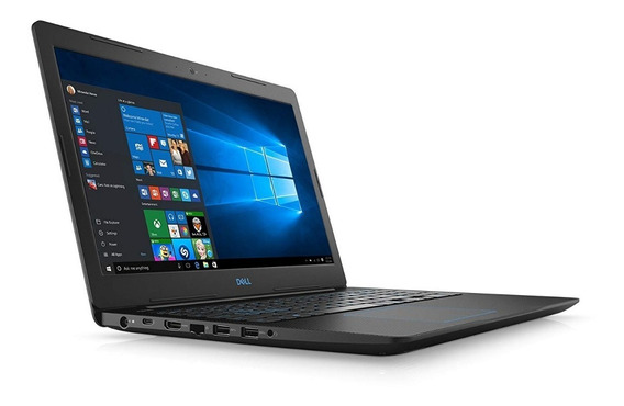 Notebook Dell Gaming G3579-5965blk-pus I5-8300h 2.3ghz