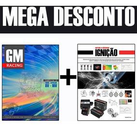 Pacote Com 2 Livros - Gm Racing + Ignição