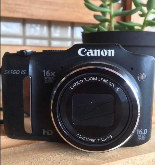 Camera Canon Sx160 Is