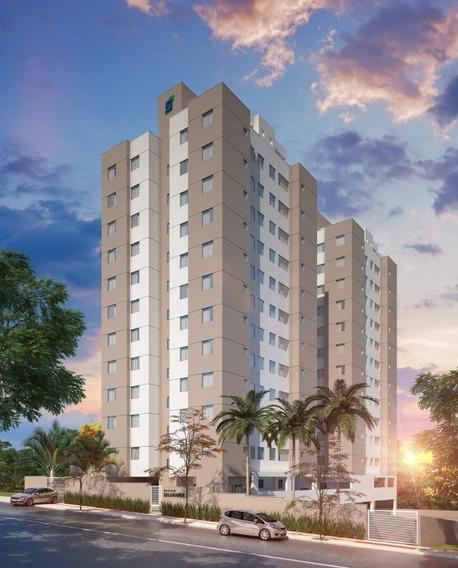 Apartamento Com 2 Quartos Para Comprar No Alvorada Em Contagem/mg - 7742