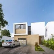 Casa Residencial En Privada Gardena En Cholul