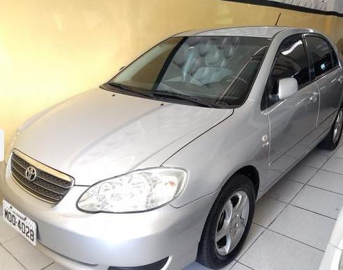 Toyota Corolla 1.6 16v Xli 4p