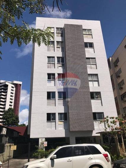 Apartamento 3 Quartos - Graças - Com Taxas Inclusas - Ap0269