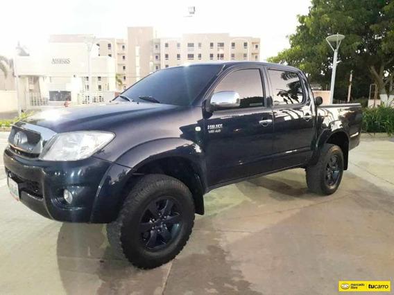 Toyota Hilux Kavak Automatica