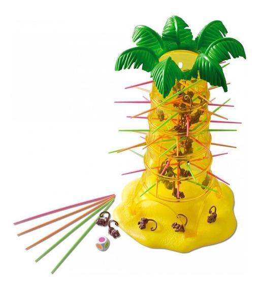 Juegos De Mesa Monky Loco Infantiles Niño Original Ditoys