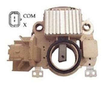 Regulador De Voltagem 14v Honda Civic 2012 Em Diante Sistema