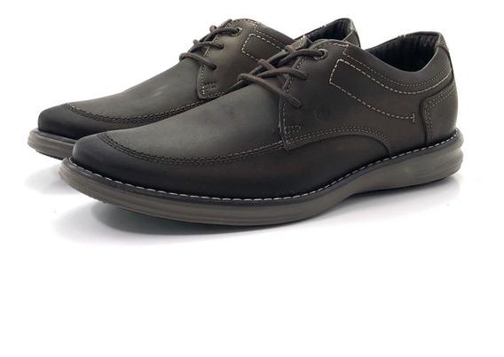 Pegada 124908 Zapato Cuero Acolchado El Mercado De Zapatos!