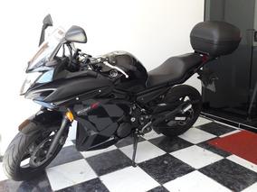 Yamaha Xj6 F 2010 Preta Tebi Motos