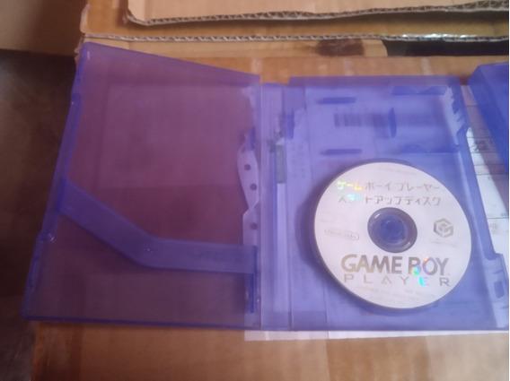 Disco De Boot Game Boy Player Game Cube Original Japones