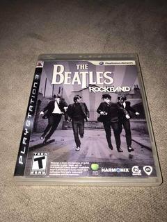 The Beatles Rock Band Para Ps3!!!