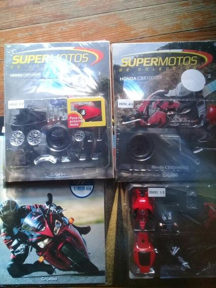 Supermotos De Colecion 1 2 3 Honda Cbr 1000